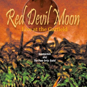 Red Devil Moon - Digital Audio Cover